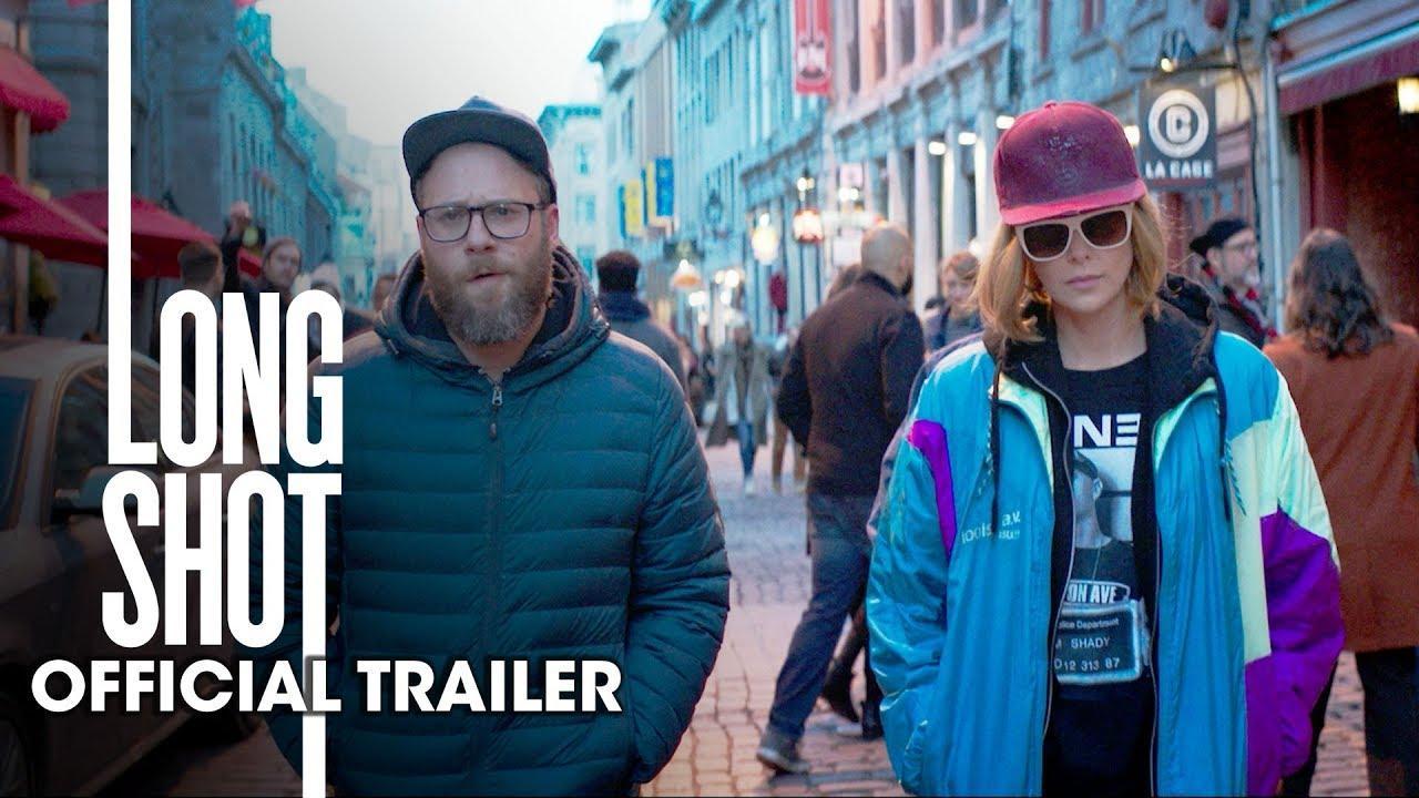 画像: Long Shot (2019 Movie) Official Trailer – Seth Rogen, Charlize Theron www.youtube.com