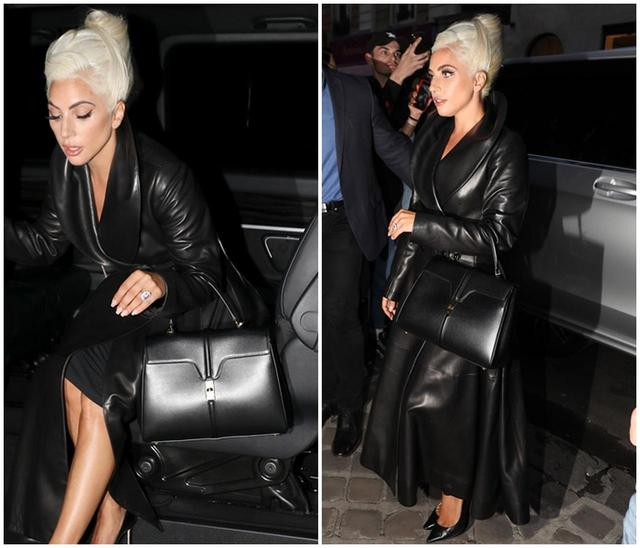 画像2: レディー・ガガがプライベートでヘビロテしまくるセリーヌのバッグ!