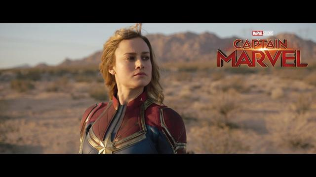 "画像: Marvel Studios' Captain Marvel | ""Rise"" TV Spot www.youtube.com"