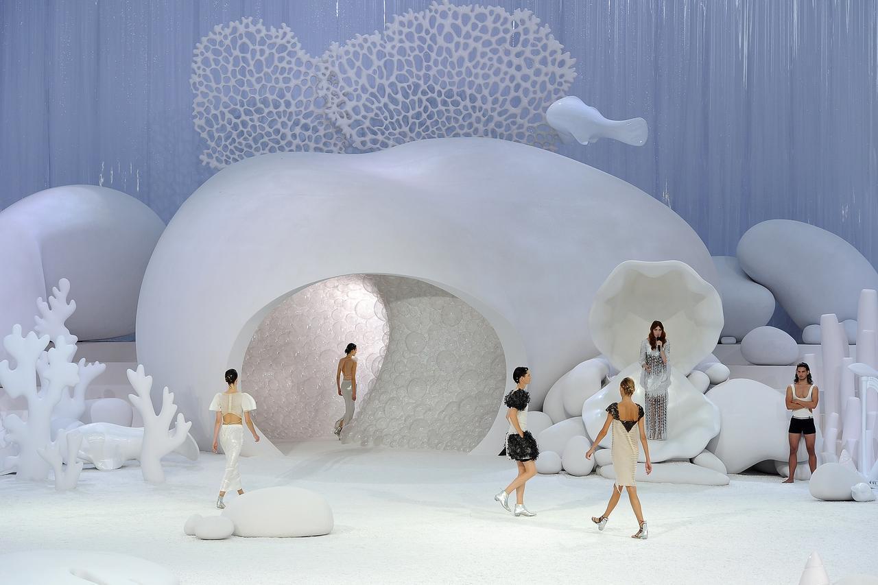 画像1: 2012年Spring Summerパリファッションウィーク