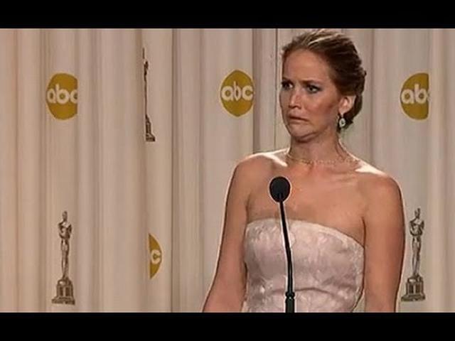 画像: Oscar for the funniest speech goes to... www.youtube.com