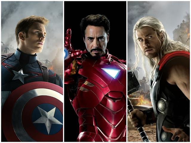 """画像2: アベンジャーズ""""ビッグ3""""に並ぶヒーローの誕生"""