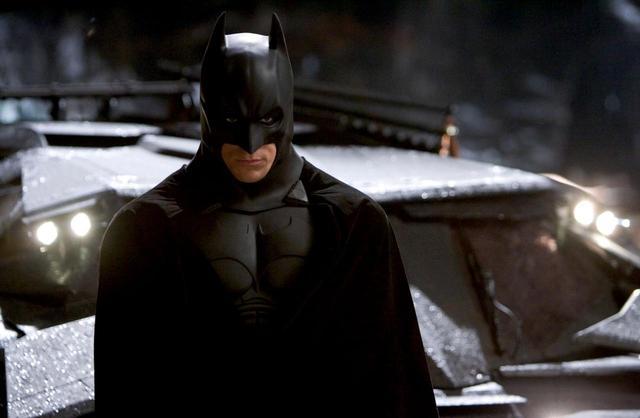 画像: 『バットマン ビギンズ』(2005):45㎏増量