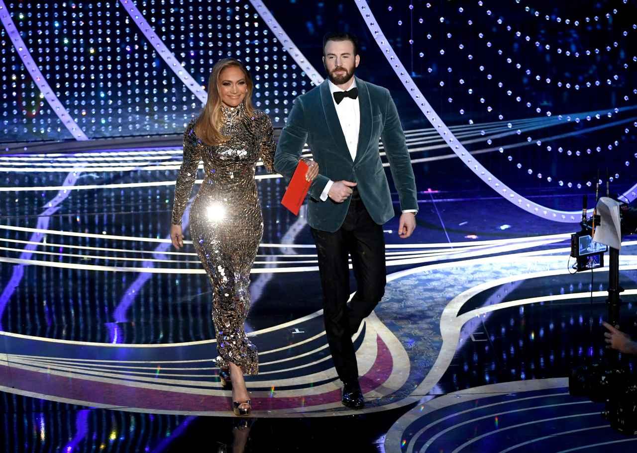 画像: クリス・エヴァンス、アカデミー賞で「マーベル俳優」の『私情』はさみファン悶絶
