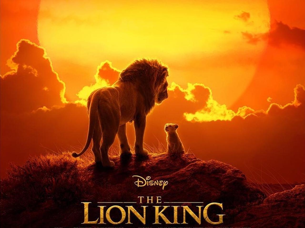 実写版『ライオン・キング』の新ポスターとTVスポットが公開
