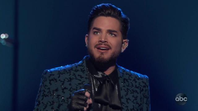 画像: Queen and Adam Lambert 2019 Oscar Opening Performance www.youtube.com