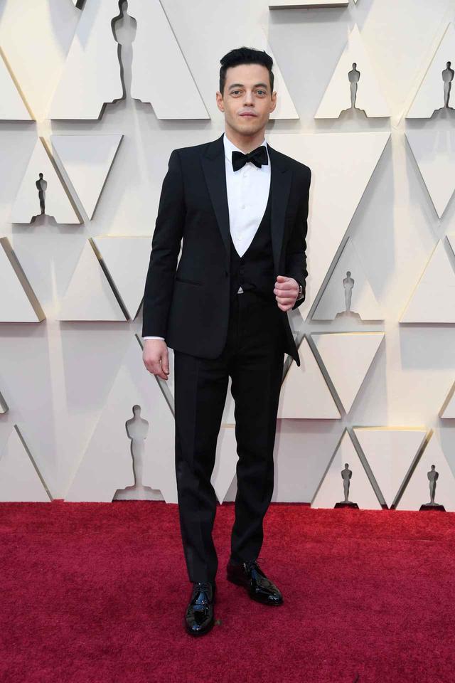 画像3: アカデミー賞で最も注目の『ボヘミアン・ラプソディ』カップル、レッドカーペットに登場!