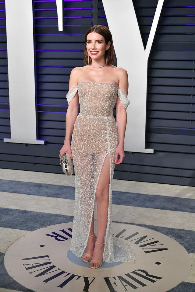 画像13: アカデミー賞、アフターパーティのドレスも豪華絢爛!あの人気セレブは何を着た?