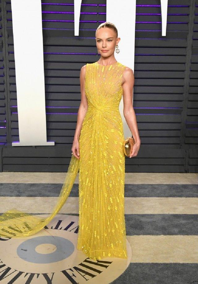 画像2: アカデミー賞、アフターパーティのドレスも豪華絢爛!あの人気セレブは何を着た?