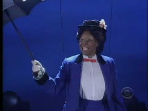 画像: Whoppi Goldberg's Mary Poppins Impression At the 2008 Tony Awards www.youtube.com