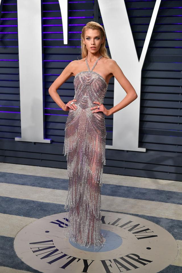画像29: アカデミー賞、アフターパーティのドレスも豪華絢爛!あの人気セレブは何を着た?