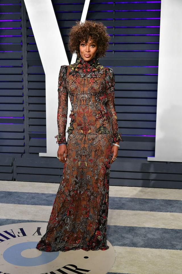 画像10: アカデミー賞、アフターパーティのドレスも豪華絢爛!あの人気セレブは何を着た?