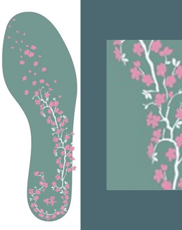 画像: アディダスゴルフ、日本の桜をモチーフにしたアジア限定の限定シューズ発売