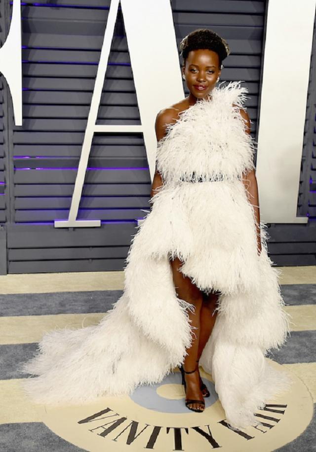 画像8: アカデミー賞、アフターパーティのドレスも豪華絢爛!あの人気セレブは何を着た?