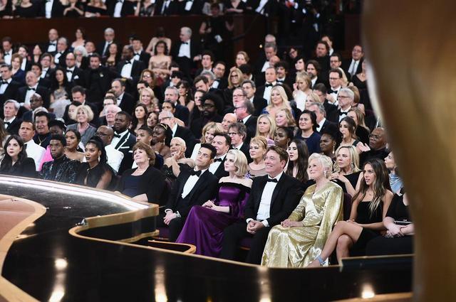 """画像: 【第91回アカデミー賞】授賞式の「舞台裏」では""""こんなこと""""が起きていた"""