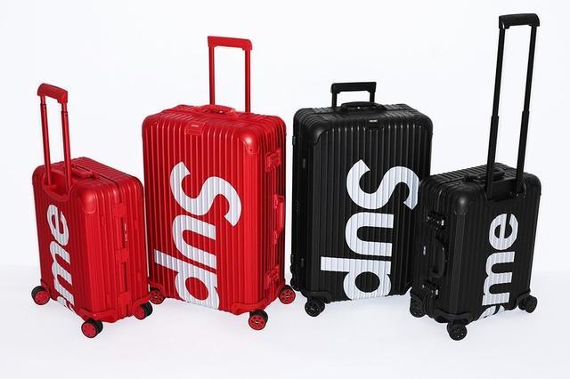 画像: シュプリーム×リモワの話題スーツケースをゲットしたセレブは誰?