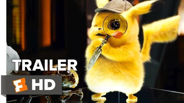 画像: Pokémon Detective Pikachu Trailer #2 (2019) | Movieclips Trailers www.youtube.com