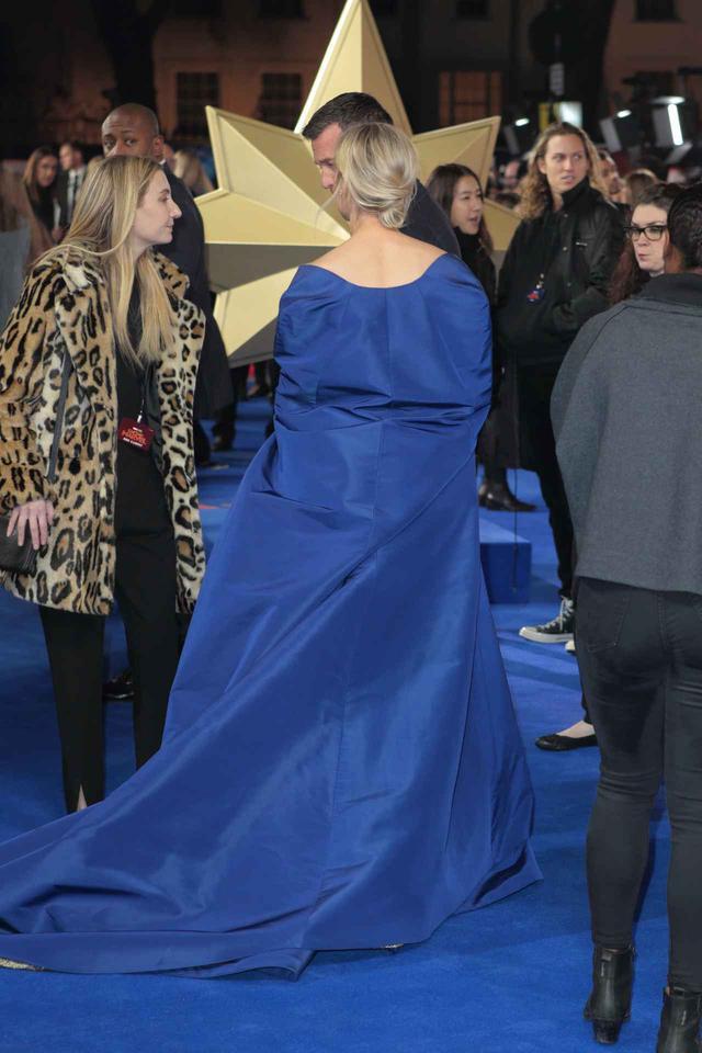 画像3: ブリーのリアル「ヒーロー」なドレス