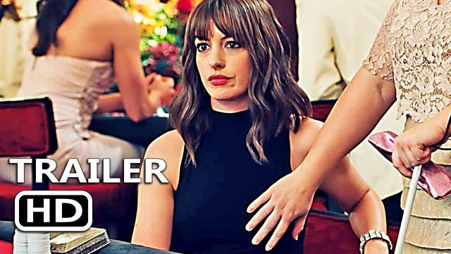 画像: THE HUSTLE Official Trailer (2019) Anne Hathaway, Rebel Wilson Movie www.youtube.com