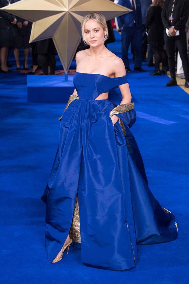 画像2: ブリーのリアル「ヒーロー」なドレス