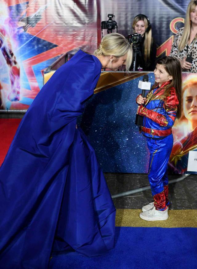 画像4: ブリーのリアル「ヒーロー」なドレス