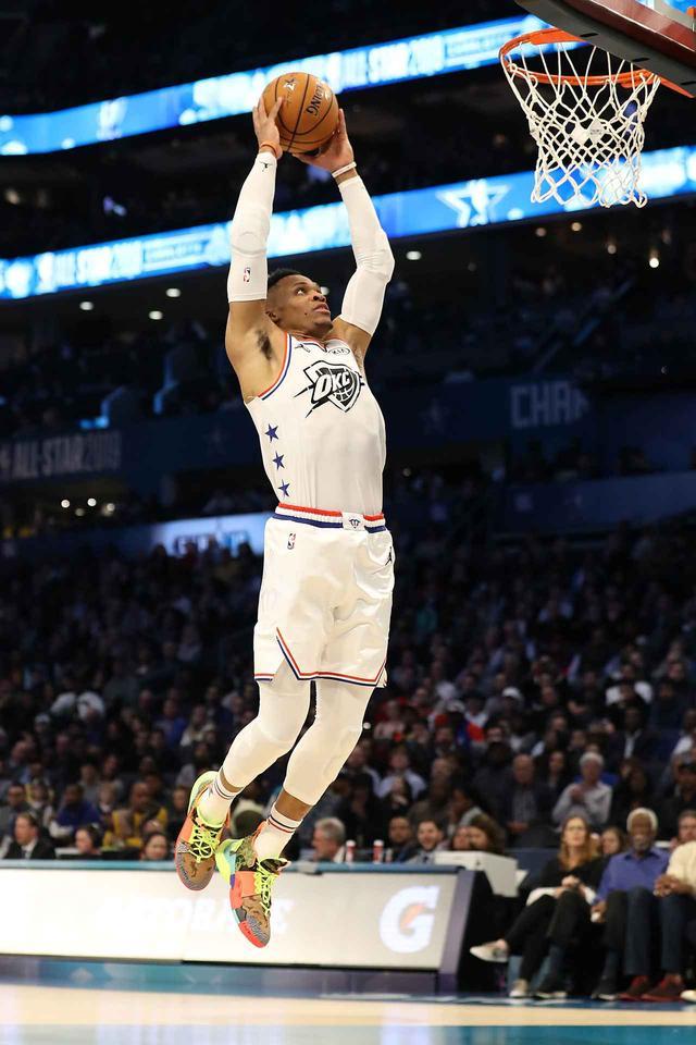 画像1: NBA選手のラッセル・ウェストブルック