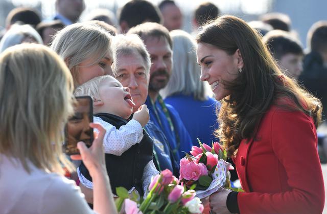 画像: キャサリン妃が明かした、シャーロット王女の「もう1つのあだ名」が可愛い!