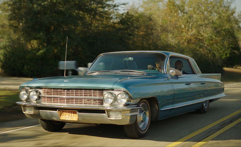 画像1 『グリーンブック』に登場する「車」
