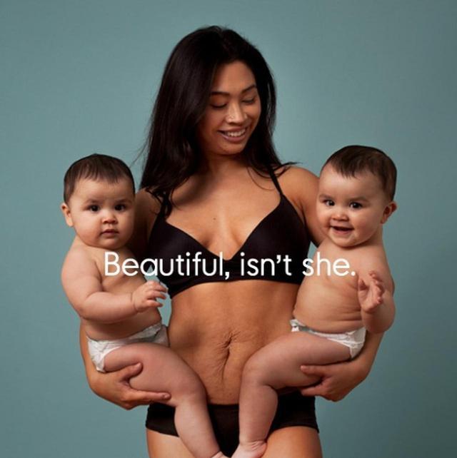 画像2: 世の中のママたちは、体型に悩んでいる