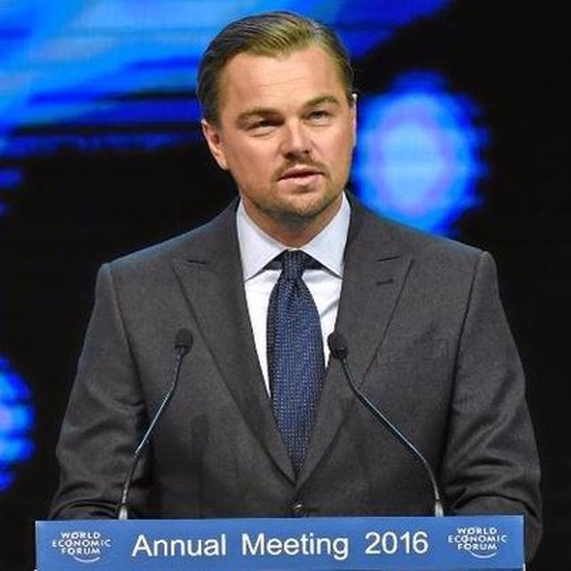 画像: Leonardo DiCaprio on Twitter twitter.com