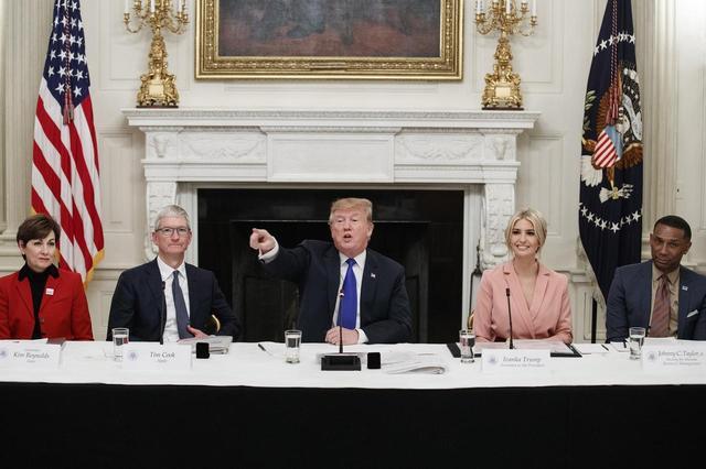 画像: 大統領が来訪者の名前を間違えるミス