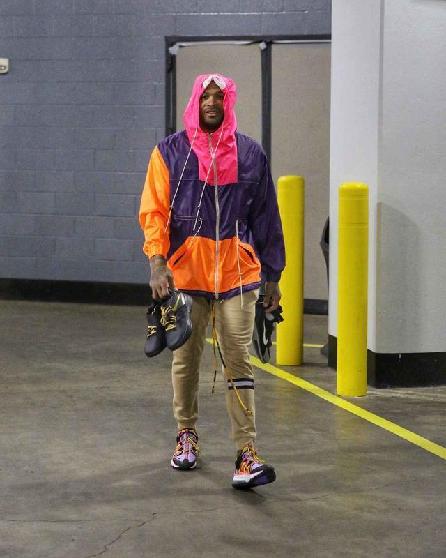 画像1: NBA選手のP.J.タッカー