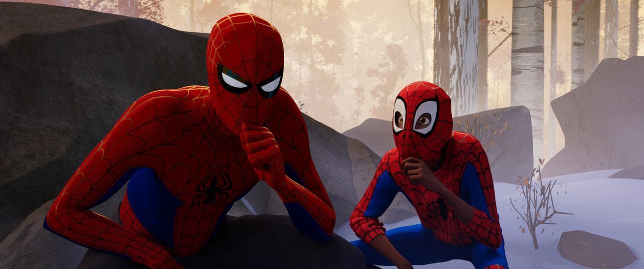 画像2: 『スパイダーバース』にあのキャラが!