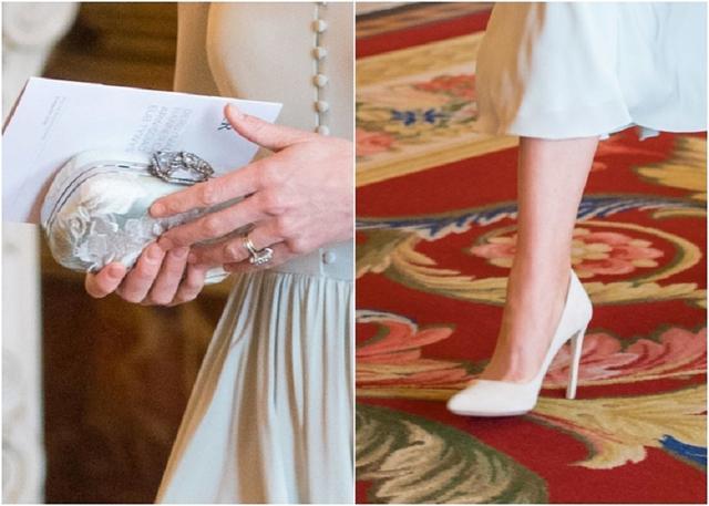画像4: キャサリン妃着用の「誰が作ったか分からないドレス」が息をのむ美しさ