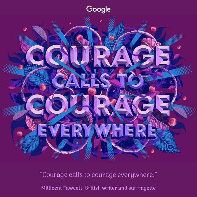 画像9: 国際女性デー、Googleが力強い格言