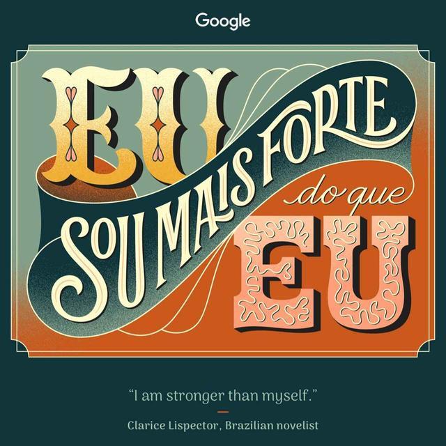 画像4: 国際女性デー、Googleが力強い格言