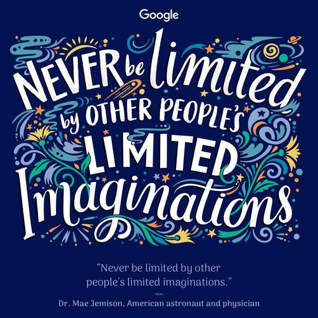 画像5: 国際女性デー、Googleが力強い格言