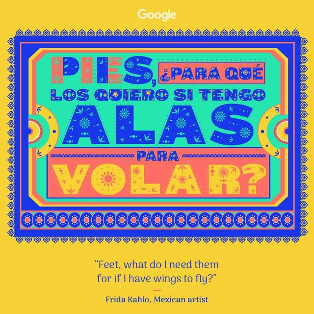 画像11: 国際女性デー、Googleが力強い格言