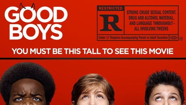 画像: Good Boys - Official Red Band Trailer www.youtube.com