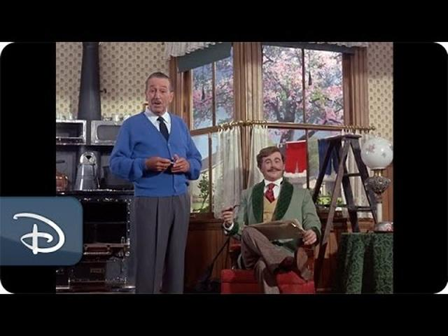 画像: Walt Disney Talks Creating Carousel of Progress | Walt Disney World www.youtube.com