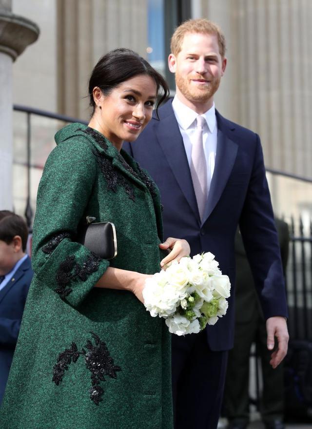 画像: メーガン妃&ヘンリー王子第1子の名前を大予想