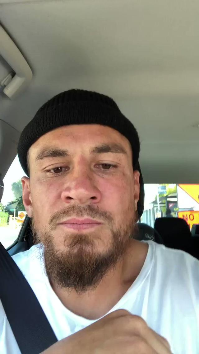 画像: Sonny Bill Williams on Twitter twitter.com