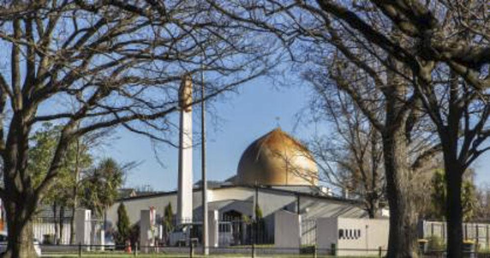 画像: NZのモスク2ヵ所で銃乱射事件