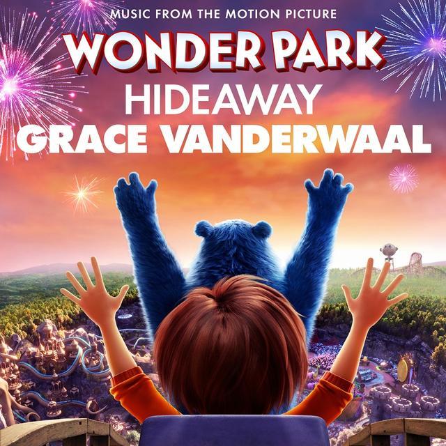 画像: グレース・ヴァンダーウォールが新曲「ハイドアウェイ」を発表、アニメ映画の挿入歌に