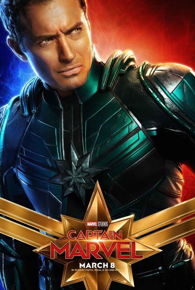 画像: Captain Marvel/Facebook