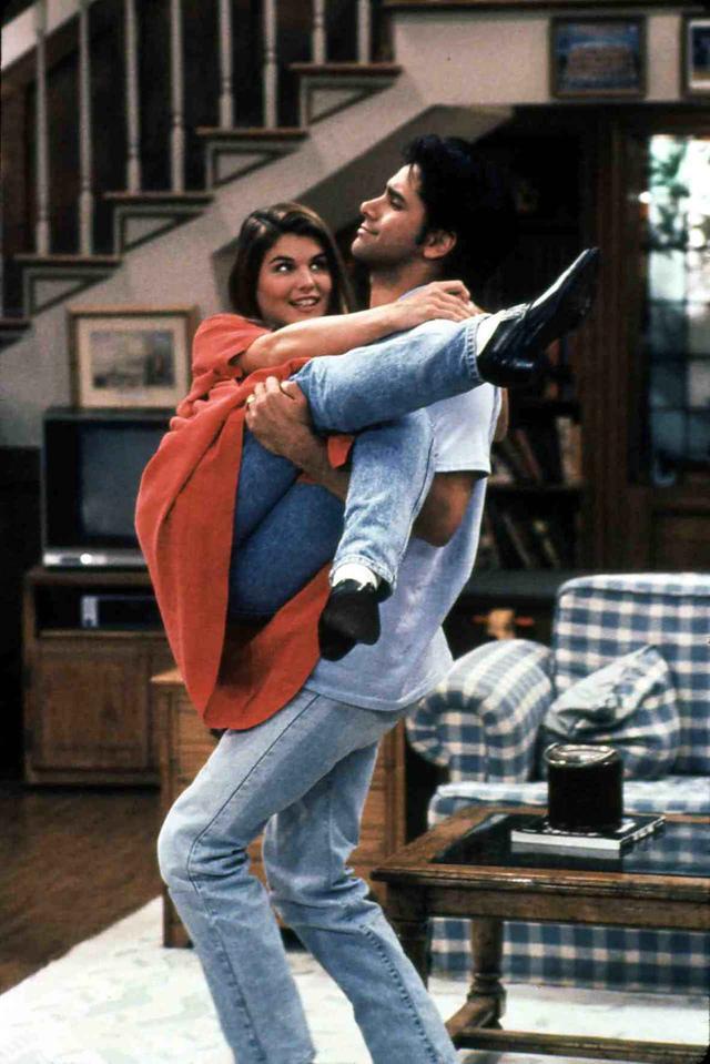 画像2: 『フラーハウス』女優の裏口入学騒動のなか、ジェシーおいたんが意味深メッセージ