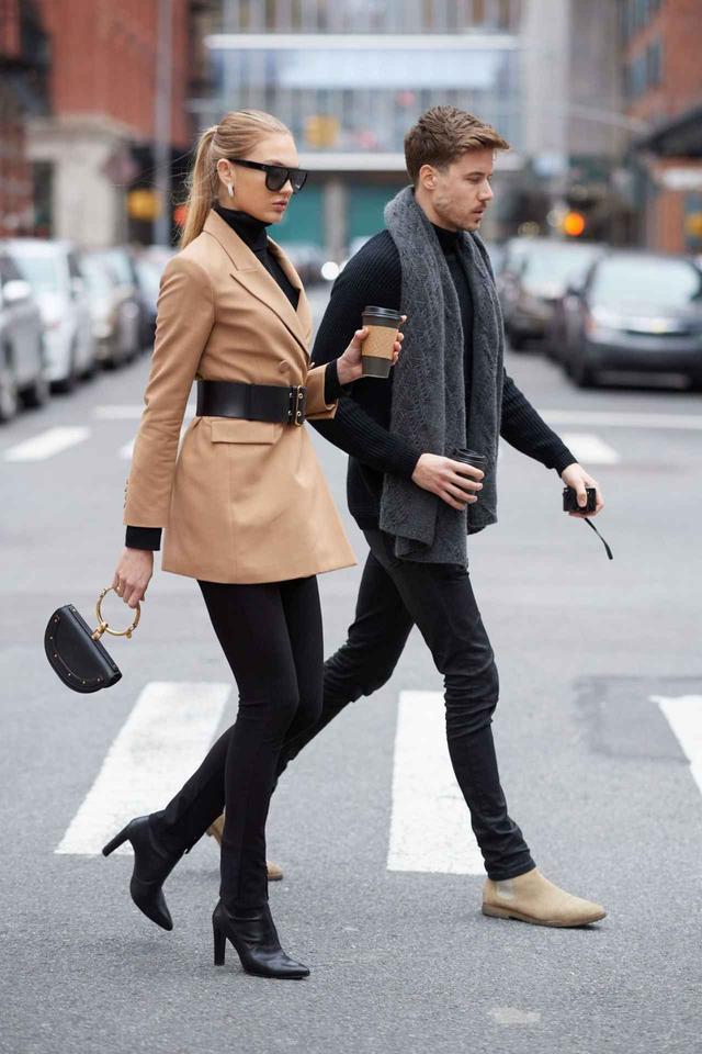 画像3: ザラのジャケットで恋人とデート♡人気ヴィクシーモデルの私服をチェック