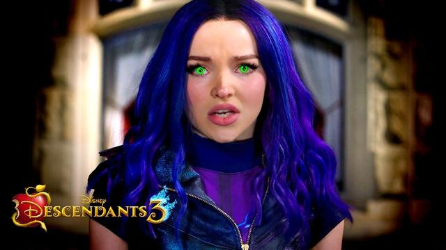 画像: Teaser: Threat to Auradon⏰ | Descendants 3 www.youtube.com