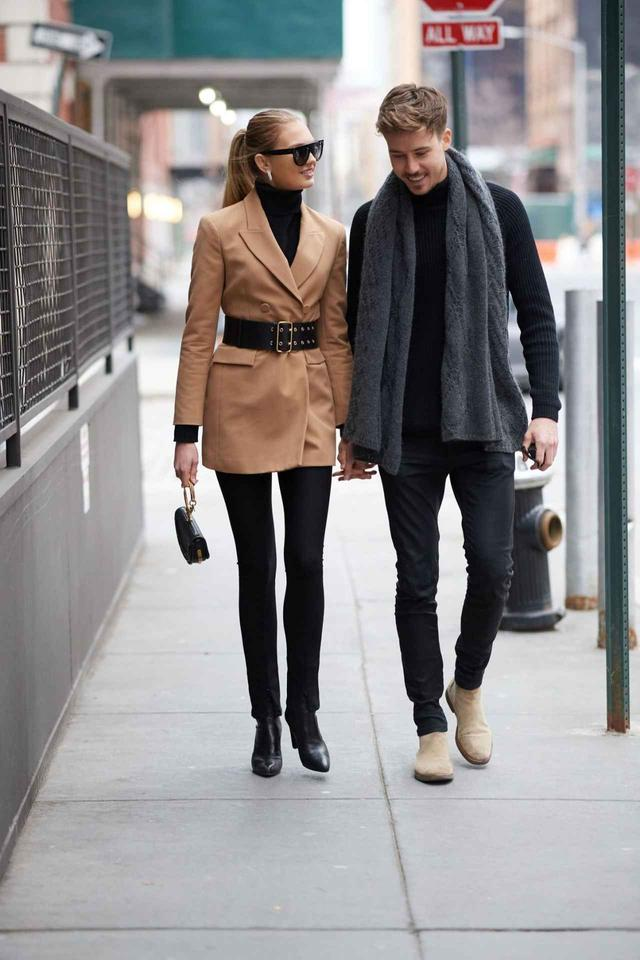 画像2: ザラのジャケットで恋人とデート♡人気ヴィクシーモデルの私服をチェック