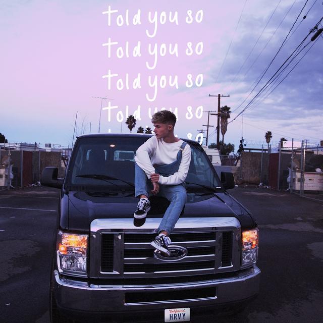 画像: 新曲「Told You So」とMVを発表